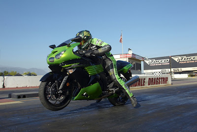 2011 Kawasaki Ninja ZX-14 Official Pictures