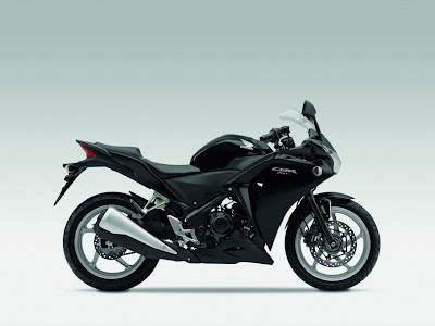 2011 Honda CBR250R Photos