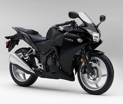 2011 Honda CBR250R Motorcycles