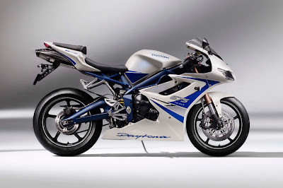 2011 Triumph Daytona 675 Special Edition Photos