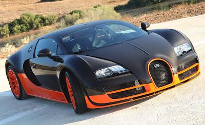 2011 Bugatti Veyron 16.4 Super Sport Pictures