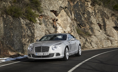 2012 Bentley Continental GT Images
