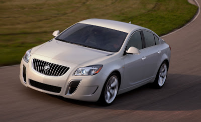 2012 Buick Regal GS First Image