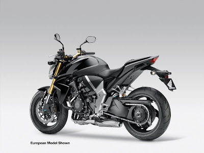 2011 Honda CB1000R Official Photos