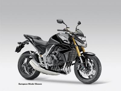 2011 Honda CB1000R Sportbike