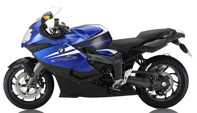 2011 BMW K1300S Blue Color