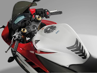 2011 Honda CBR 600F Bodywork