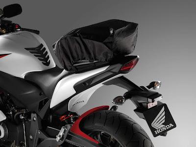 2011 Honda CBR 600F Taillight
