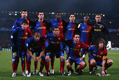 FC Barcelona Football Wallpaper