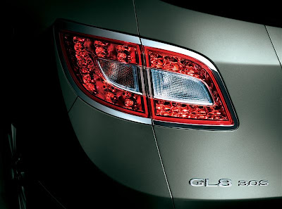2011 Buick GL8 Rear Light