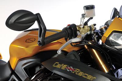 2011 Benelli Cafe Racer 1130 Bodywork