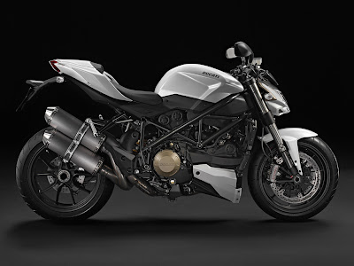 2011 Ducati Streetfighter S White Series