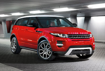 2012 Land Rover Range Rover Evoque 5-Door First Image