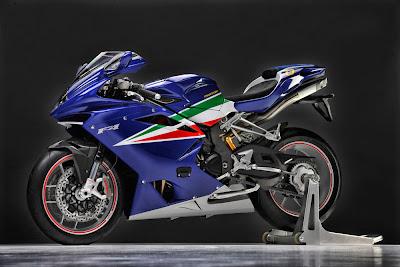 2011 MV Agusta F4 Frecce Tricolor Sportbike