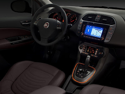 2011 Fiat Bravo Dashboard Photo