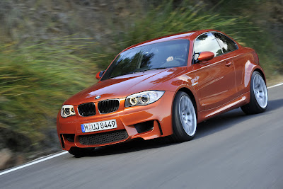 2011 BMW 1 Series M Coupe First Look
