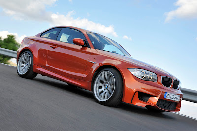 2011 BMW 1 Series M Coupe Luxury Sedan