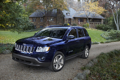 2011 Jeep Compass Images