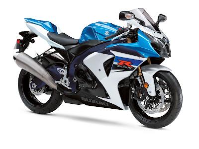 2011 Suzuki GSX-R1000 Superbike