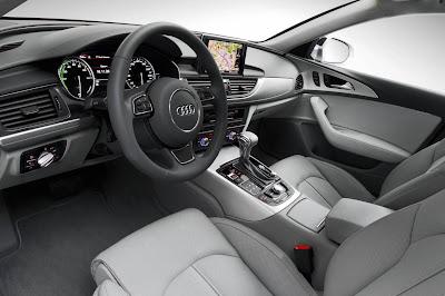 2012 Audi A6 Dashboard