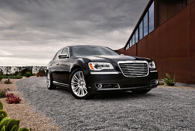 2011 Chrysler 300 Luxury Car