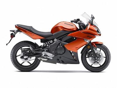 2011 Kawasaki Ninja 650R Images