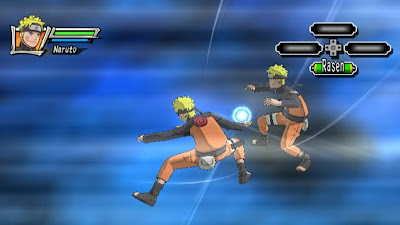 Naruto Shippuden Dragon Blade Chronicles Fighting Games