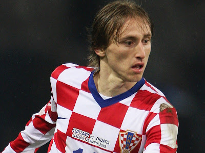 Luka Modric Croatia Football Player