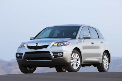 2011 Acura RDX City Car