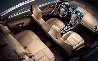 2012 Buick Verano Seats Photo