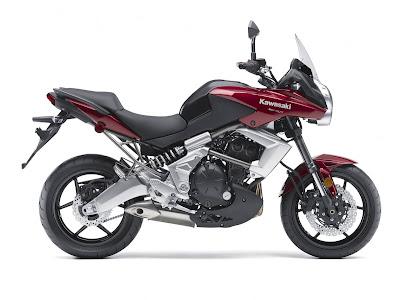2011 Kawasaki Versys Photos