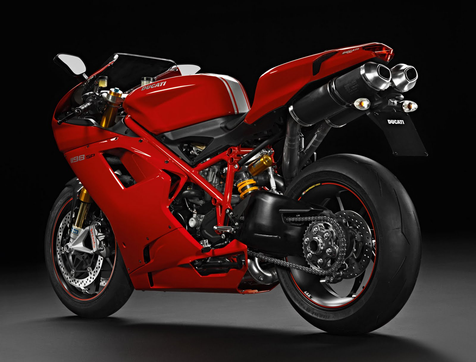 Top Motorcycle Wallpapers: 2011 Ducati 1198SP Superbike
