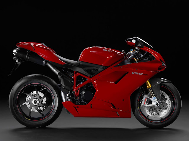 2011 Ducati 1198SP Photos