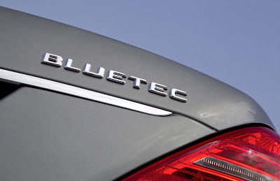 2012 Mercedes-Benz S350 BlueTEC 4MATIC Badge