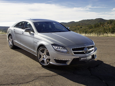 2012 Mercedes-Benz CLS63 AMG Car Picture