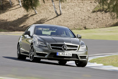 2012 Mercedes-Benz CLS63 AMG First Look