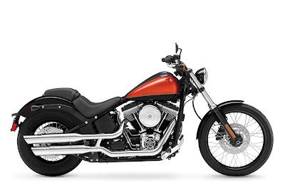2011 Harley-Davidson FXS Blackline Motorcycle