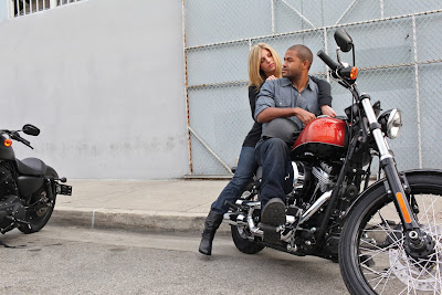 2011 Harley-Davidson FXS Blackline