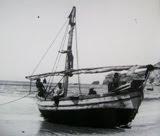 lá vai o barco