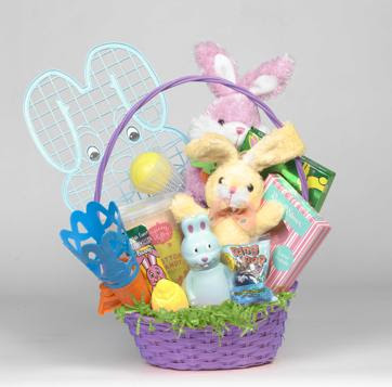 Easter Baskets at Walmart