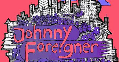 Johnny Foreigner (by Lewes)