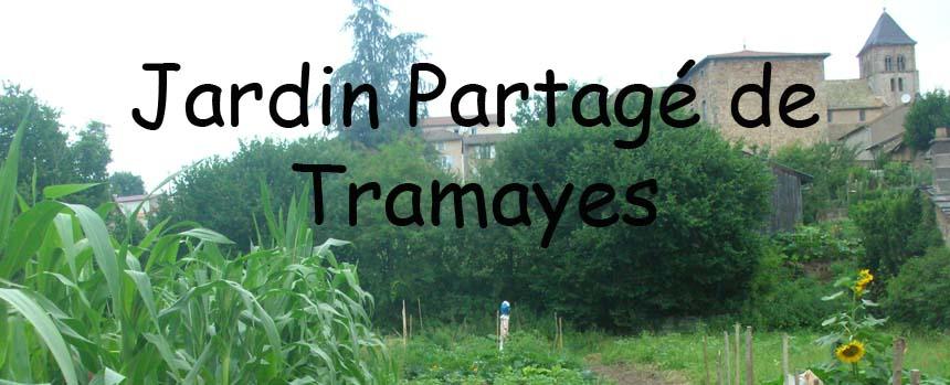 Jardin partagé de Tramayes