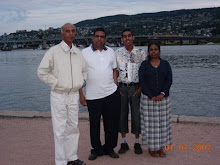 By the River of Drammen...!