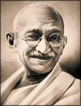 THE GREAT WORLD LEADER: MAHATHMA GANDHI!
