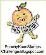 PeachyKeenWinner!!
