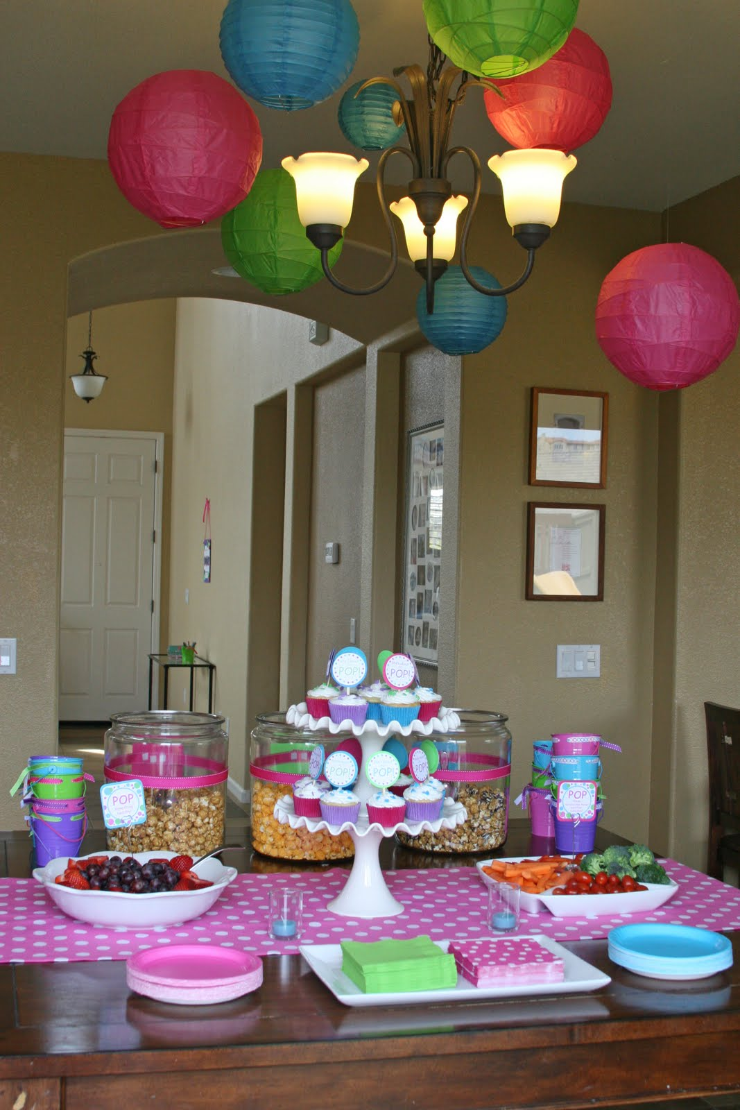 baby shower food table set up baby shower bliss