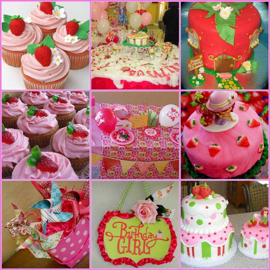 Magnificent Strawberry Shortcake Birthday Party Theme Ideas 920 x 920 · 285 kB · jpeg