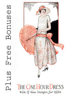 1920's Flapper Dress Pattern