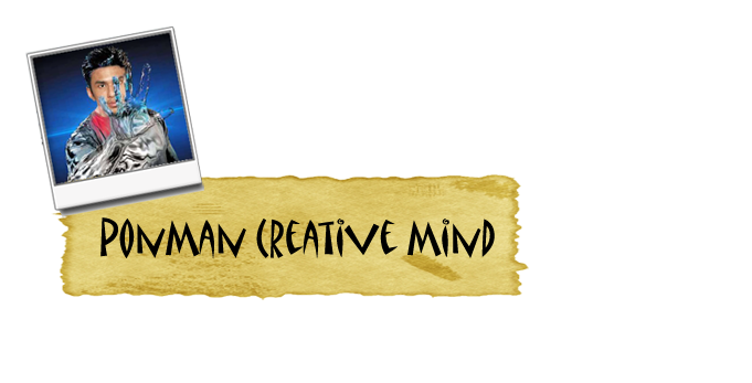 PonMan Creative Mind