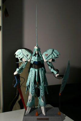 Mecha Papercraft - Bang Doll